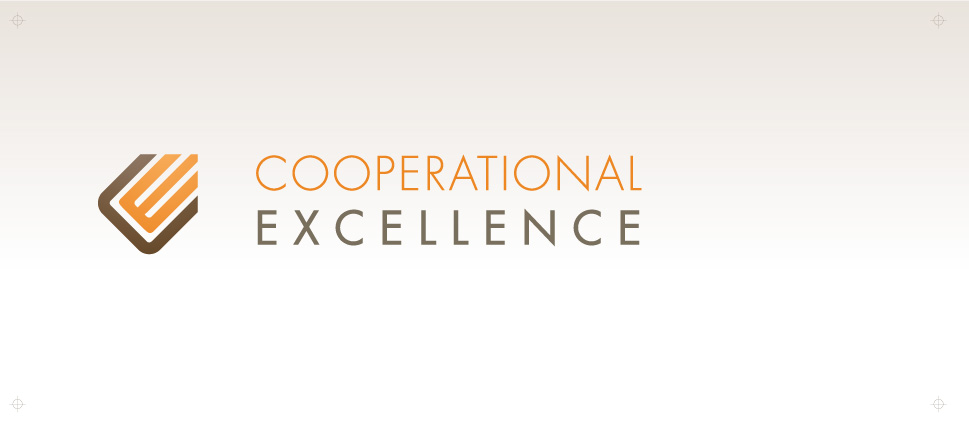 Logo - Cooperational Excellence
